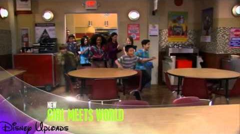"""Girl Meets World - New Episode - """"Girl Meets the Forgotten"""""""