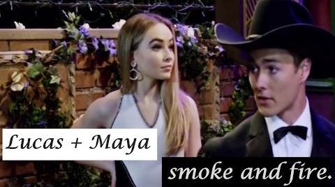 Lucas maya smoke and fire