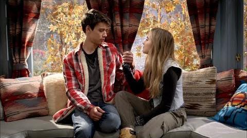 Girl Meets World 3x09 Josh & Maya 1 (Josh ... it gave you the greatest capacity for love ..