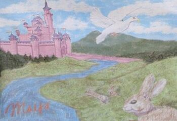 Maya's Castle
