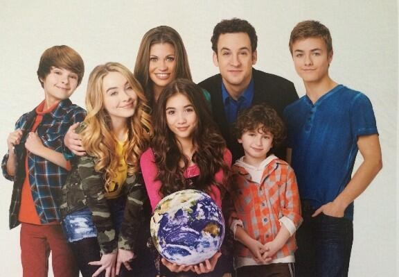 File:Cast of Girl Meets World.jpg