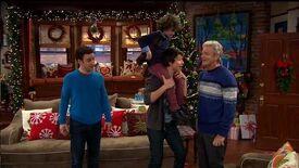 Josh Surprises Dad