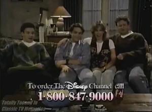 The Matthews Watch Disney Channel