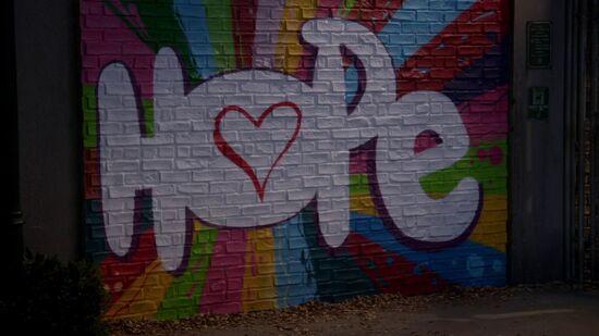 Christopher Park Hope Mural