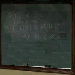 Winston Churchill Quote (<a href=