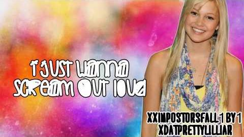 Olivia Holt-Nothing's Gonna Stop Me(Lyric Video) HD