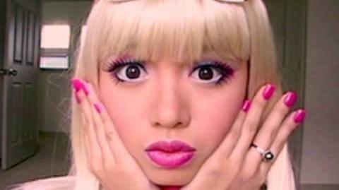 Barbie Transformation Tutorial