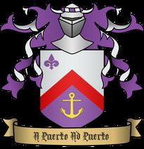 Puerto Melizine Crest