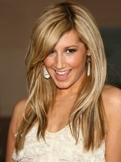 Ashley tisdale artist 300x400