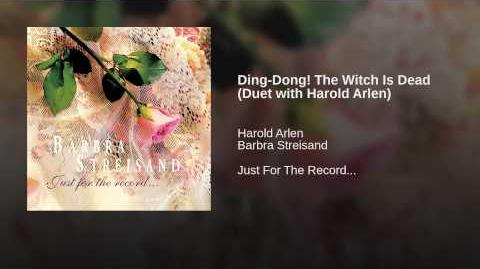 Ding-Dong! The Witch Is Dead (Duet with Harold Arlen)