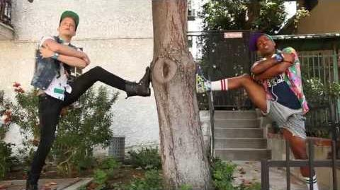 SplitsOnTrees by Todrick Hall (featuring Unterreo Edwards)-1