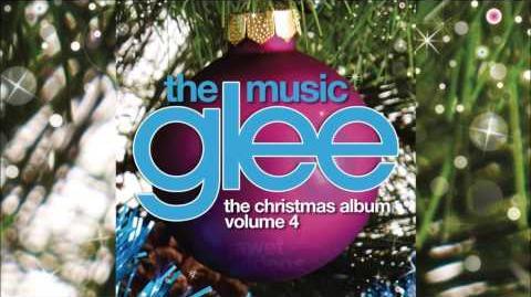 Mary's Little Boy Child - Glee Cast HD FULL STUDIO *THE CHRISTMAS ALBUM VOL