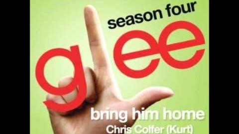 Glee - Bring Him Home (Kurt Version) (DOWNLOAD MP3 LYRICS)