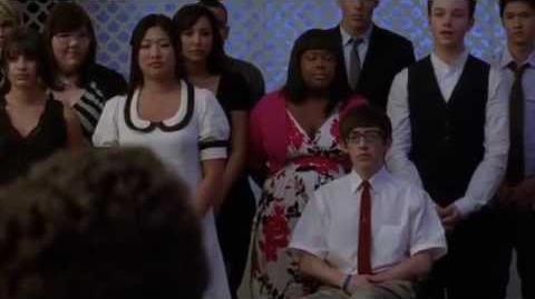 Glee cast - Pure Imagination Full Video