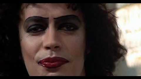 "TRHPS ""Sweet Transvestite"""