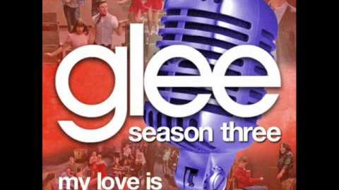 Glee - My Love Is Your Love (Acapella)