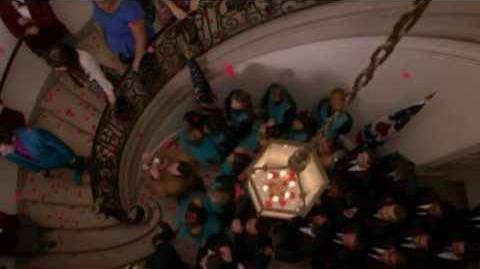 GLEE - All You Need Is Love (Full Performance) Blaine's Proposal HD