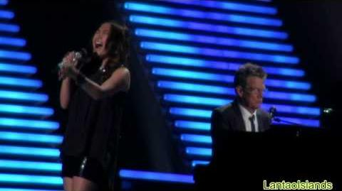 Charice - All By Myself, David Foster Mandalay Bay LV Oct 15 2010