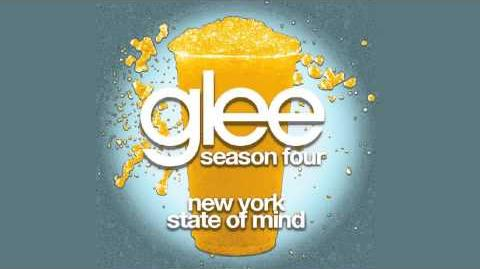 New York State Of Mind (Rachel Solo Version) - Glee Cast HD FULL STUDIO