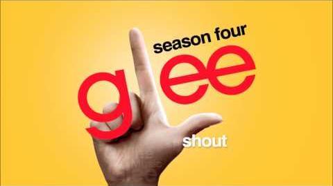 Shout - Glee HD Full Studio