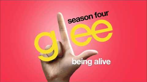 Being Alive Glee HD FULL STUDIO