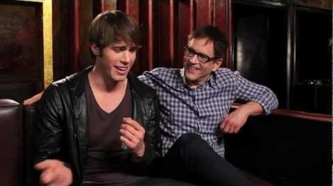 """TheIndyInsider.com Exclusive Interview with Blake Jenner, series lead in """"Glee"""
