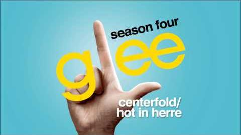 Centerfold Hot In Herre - Glee HD Full Studio
