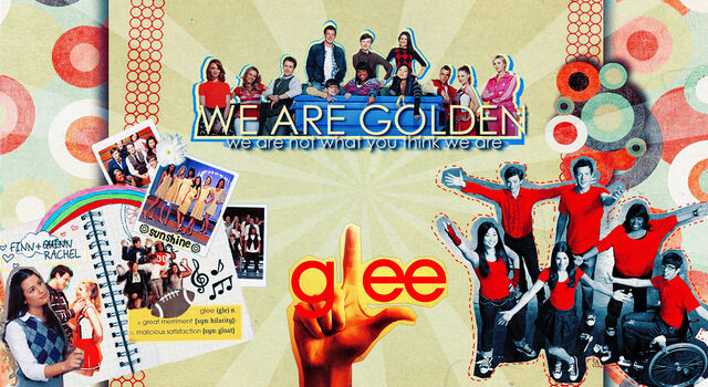 File:Glee We are Golden by RollingStar89.jpg