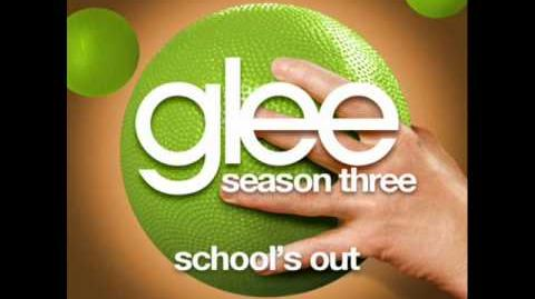 Glee - School's Out (Acapella)
