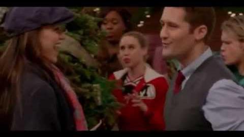 "GLEE - Full Performance of ""Rockin' Around The Christmas Tree"""