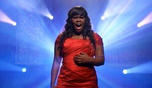 Glee-amber-riley-sings-whitney-houston-s-i-will-always-love-you
