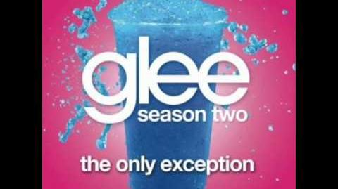 Glee - The Only Exception (Acapella)
