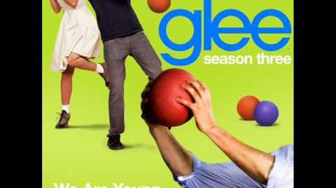 Glee - We Are Young (Acapella)