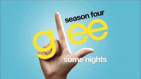 Some Nights Glee HD FULL STUDIO