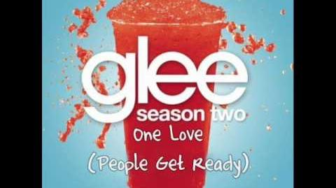 Glee ''One Love (People Get Ready)''