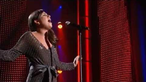 Lea Michele (Glee) - Singing My Man Live - Tribute To Barbra Streisand-0