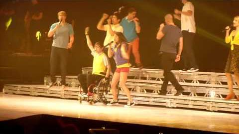 Glee Live Tour 2011 - Loser Like Me - Manchester June 23rd