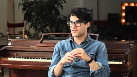 "Glee ""This Time"" Darren Criss Song"