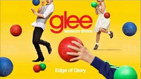 Edge Of Glory - Glee HD Full Studio