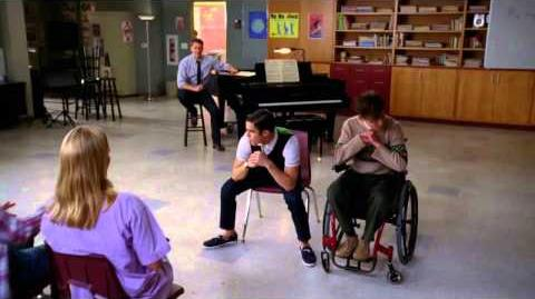"GLEE - Full Performance of ""Boys"" ""Boyfriend"""