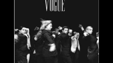 Glee - Vogue-1