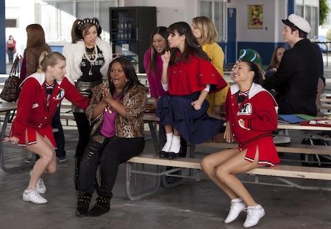 File:Glee Girls Summer Nights.jpg