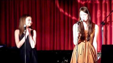 "Sarah Hyland & Melissa Benoist - ""Freedom"" (Kerrigan-Lowdermilk)"