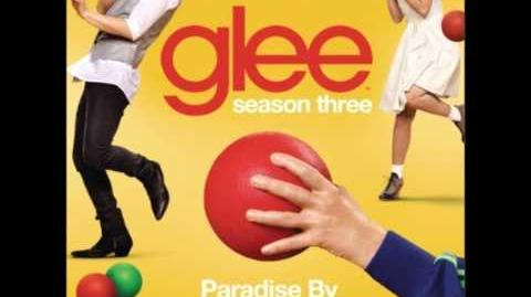 Glee - Paradise By The Dashboard Light