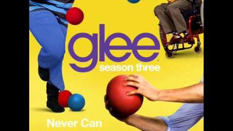 Glee - Never Can Say Goodbye (Acapella)
