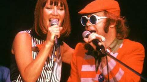 Don't Go Breakin' My Heart- Elton John and Kiki Dee w lyrics