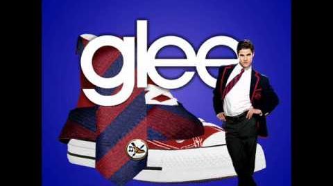 Glee - Teenage Dream with Lyrics