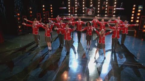 """GLEE Full Performance of """"Rise"""" from """"The Rise and Fall of Sue Sylvester"""""""