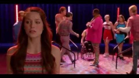 Glee- On Our Way (Full Performance) HD