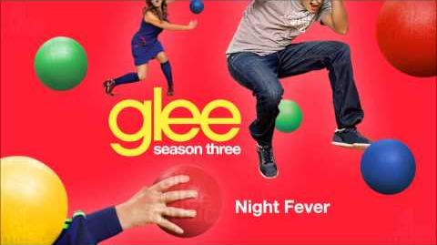 Night Fever Glee HD FULL STUDIO